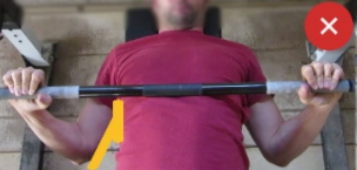 elbow pain when lifting