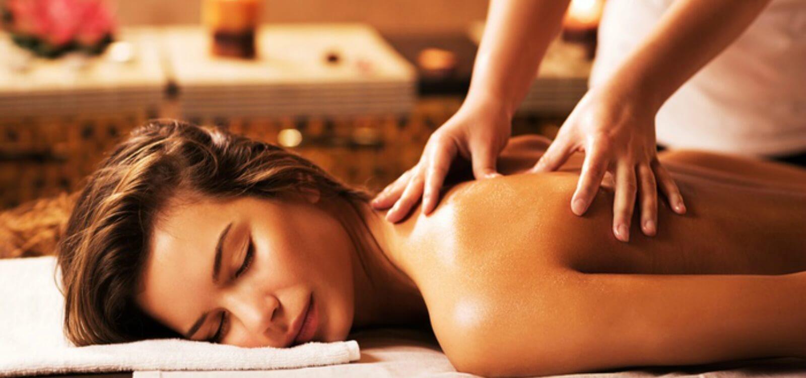 lower back pain massage