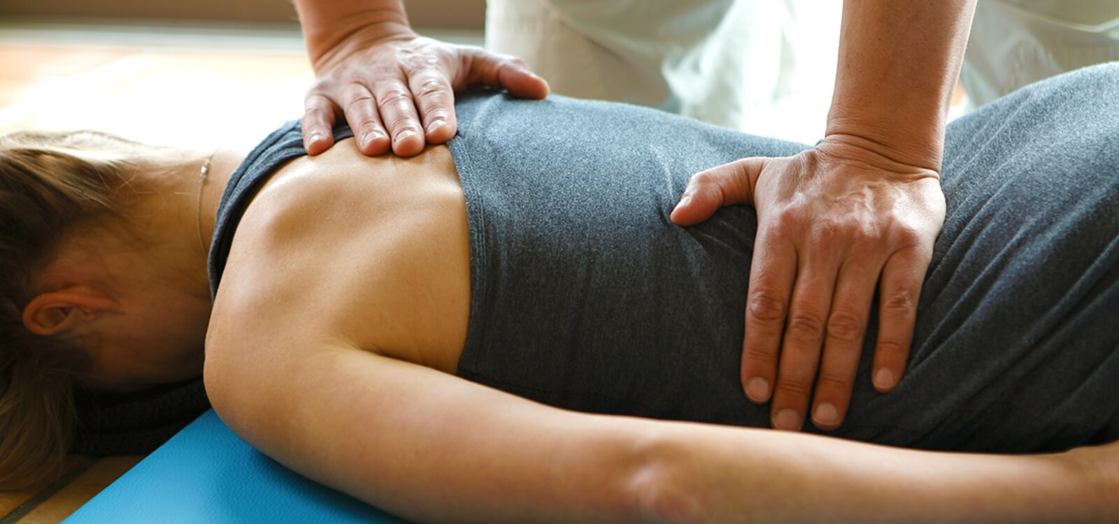 lower back pain physical therapy