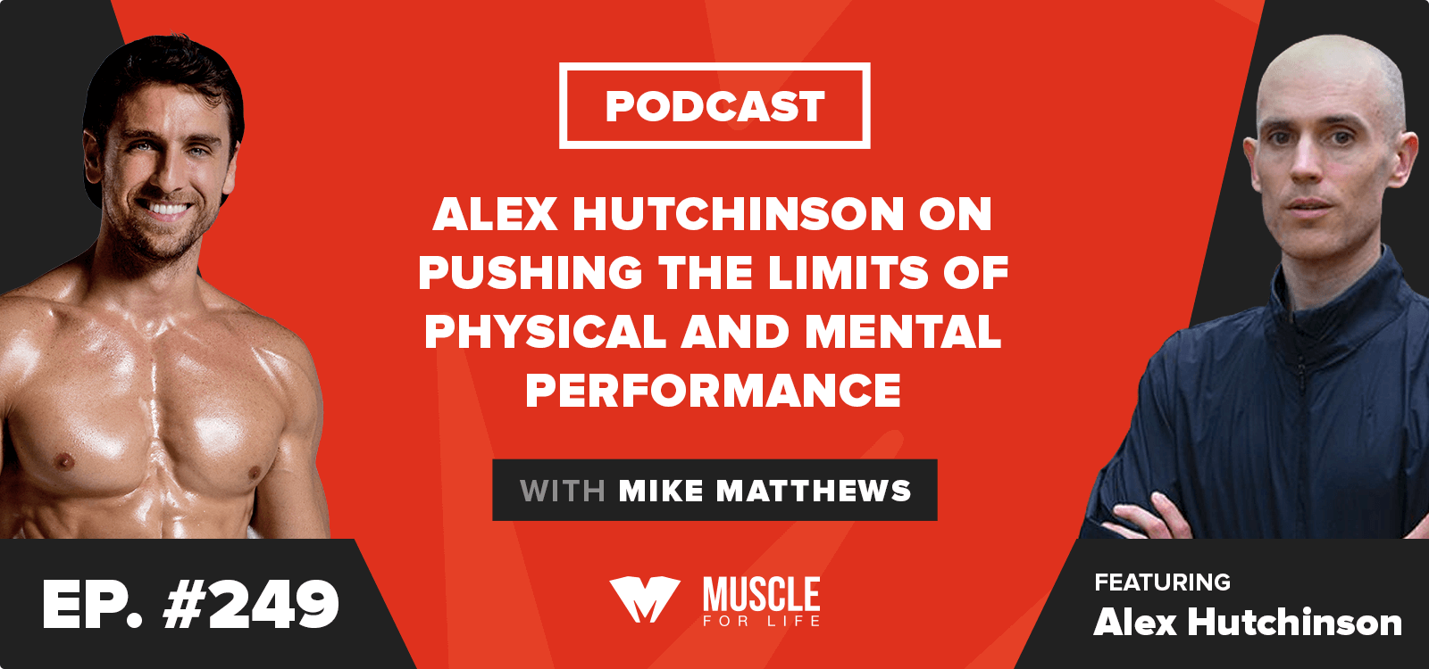 Alex Hutchinson on Pushing the Limits of Physical and Mental Performance