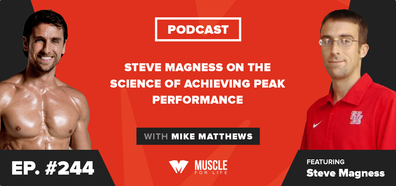 Steve Magness on the Science of Achieving Peak Performance