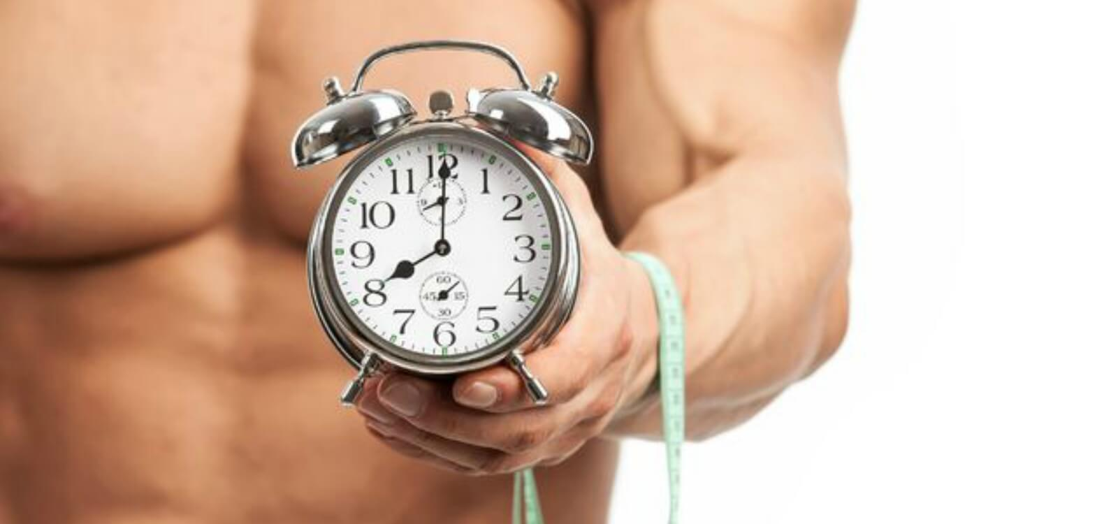lose fat without meal plan fasting