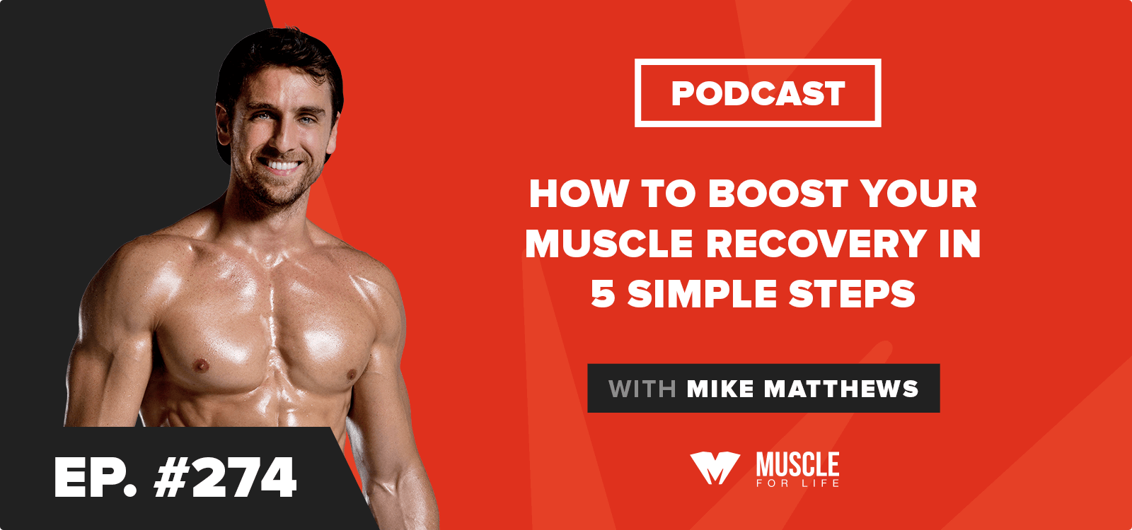 How to Boost Your Muscle Recovery in 5 Simple Steps