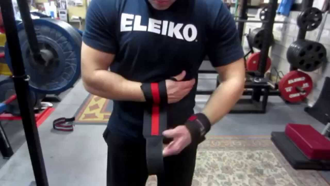 bench press wrist wraps