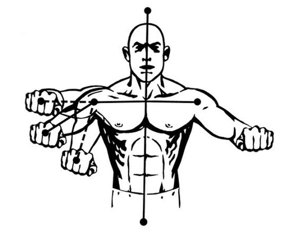 proper bench press form elbows
