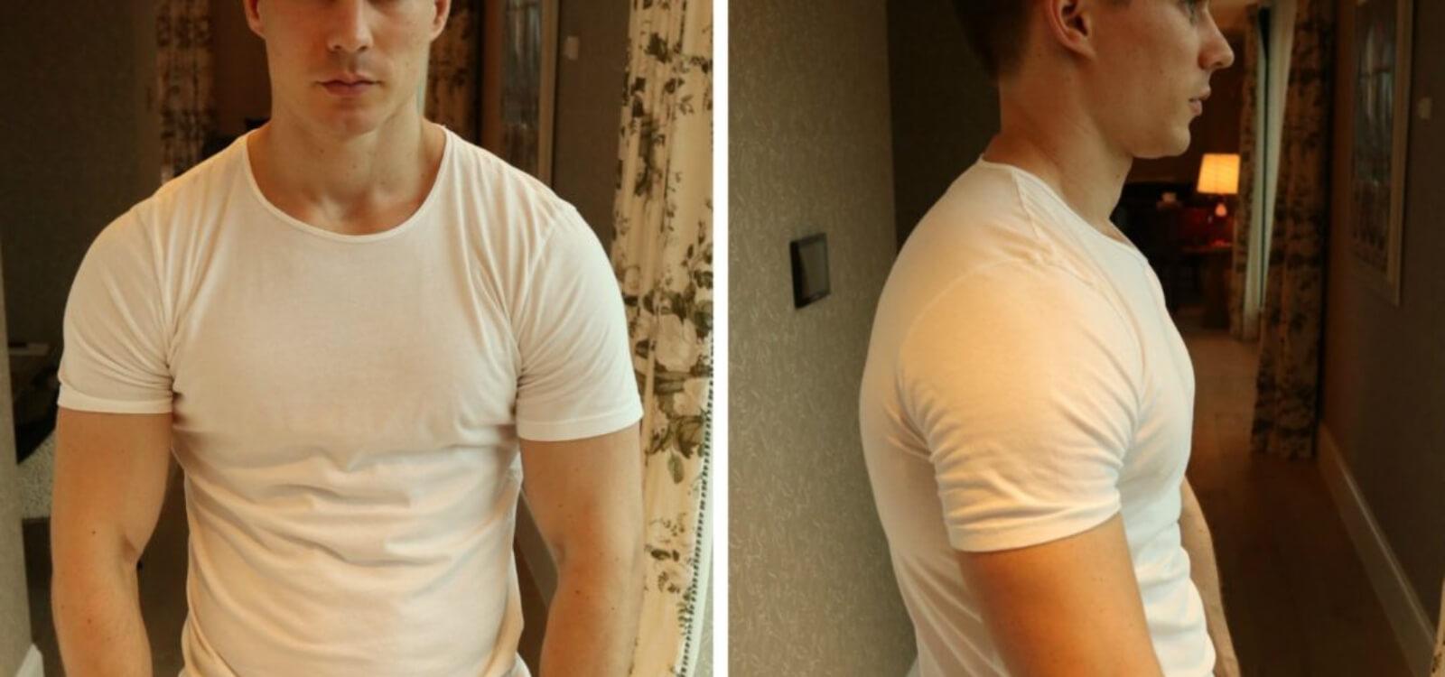 internal shoulder rotation yoga