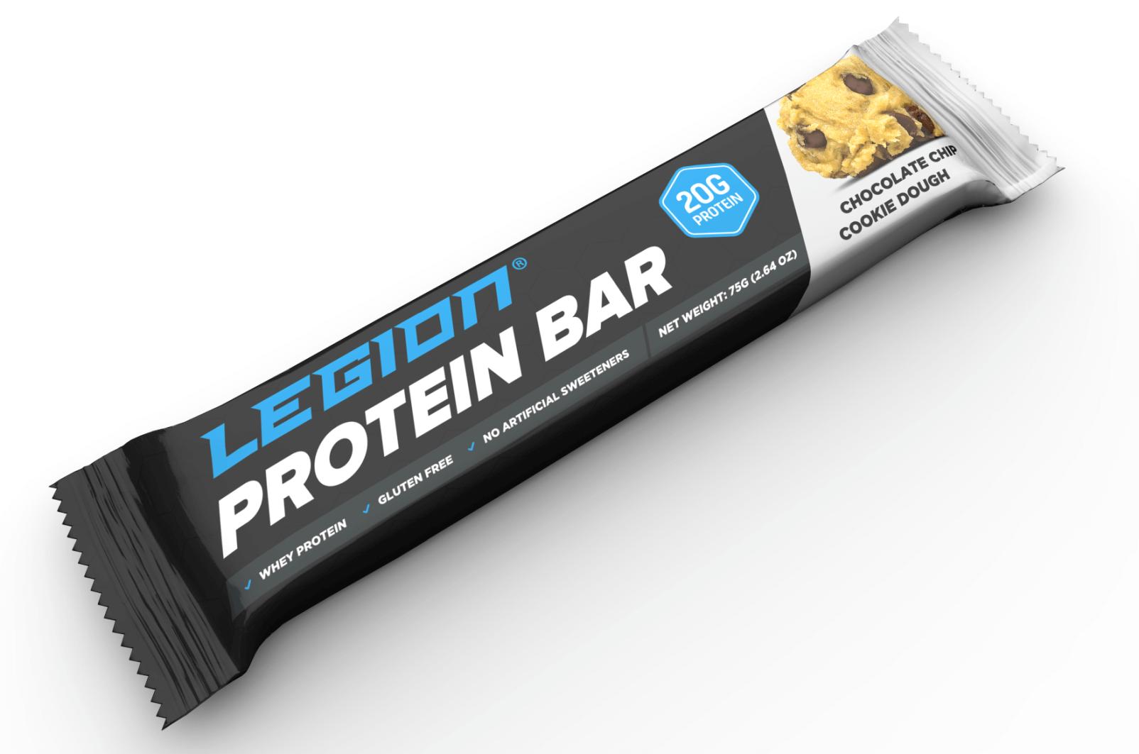 legion protein bar