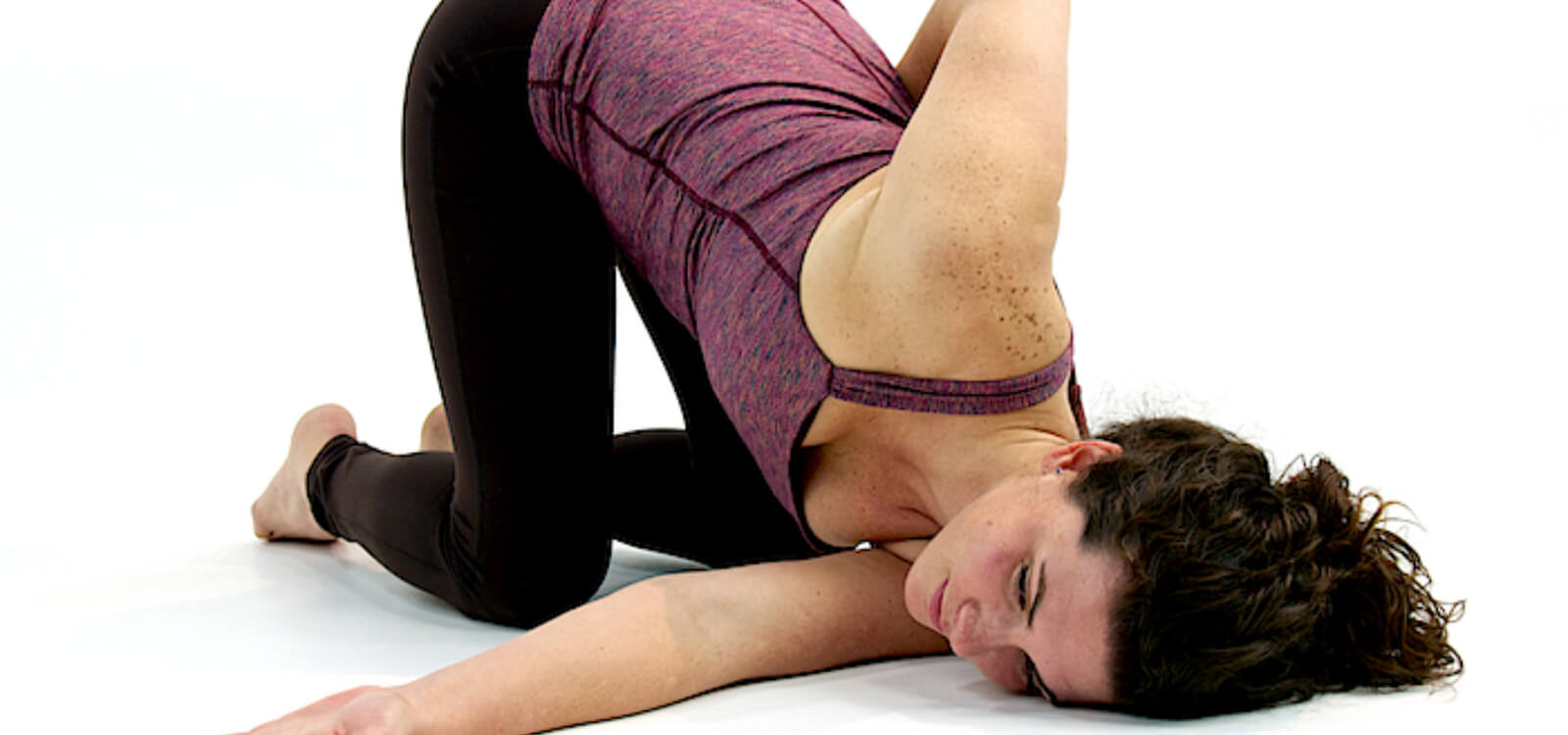 yoga routine for back pain