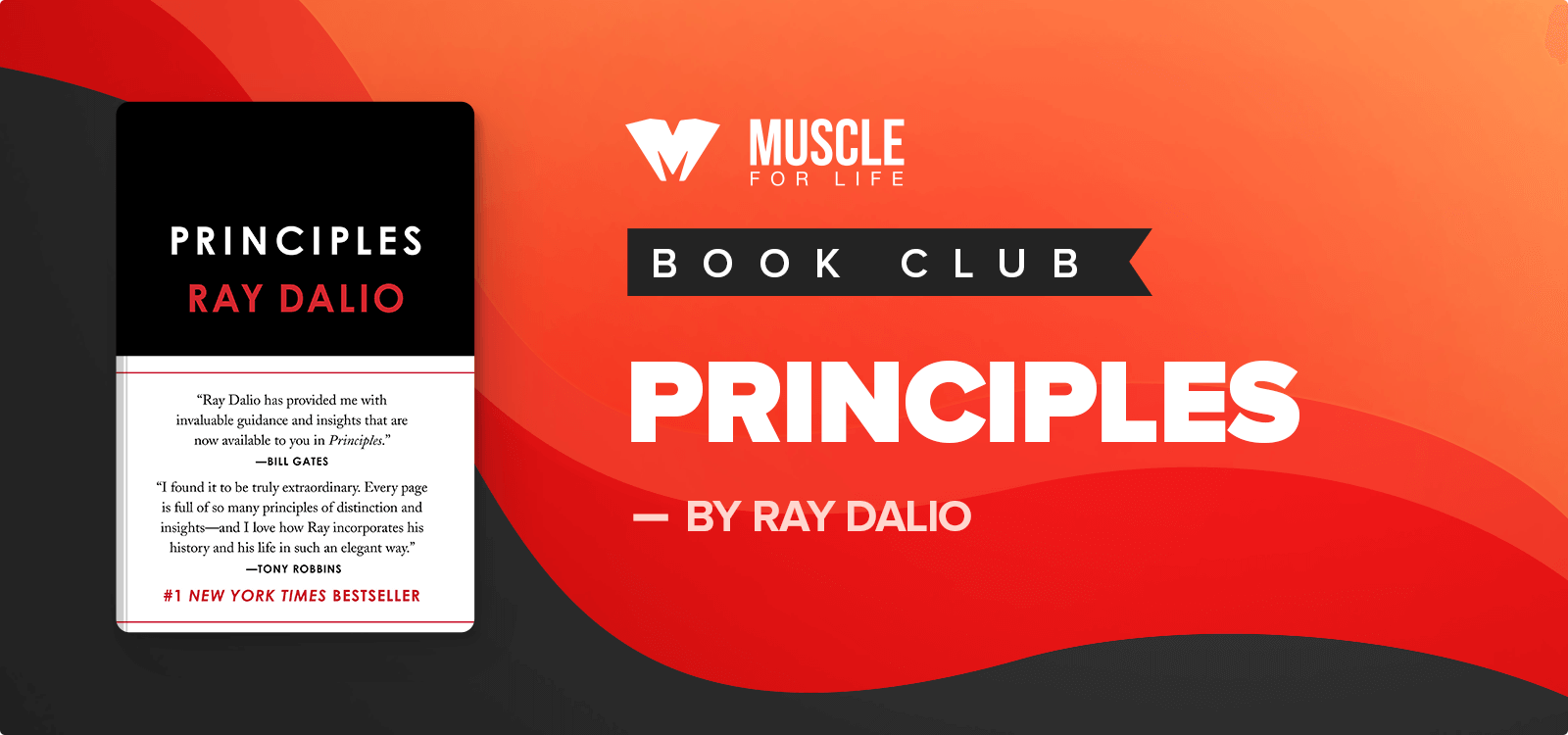 Book Club: My Top 5 Takeaways from Principles by Ray Dalio