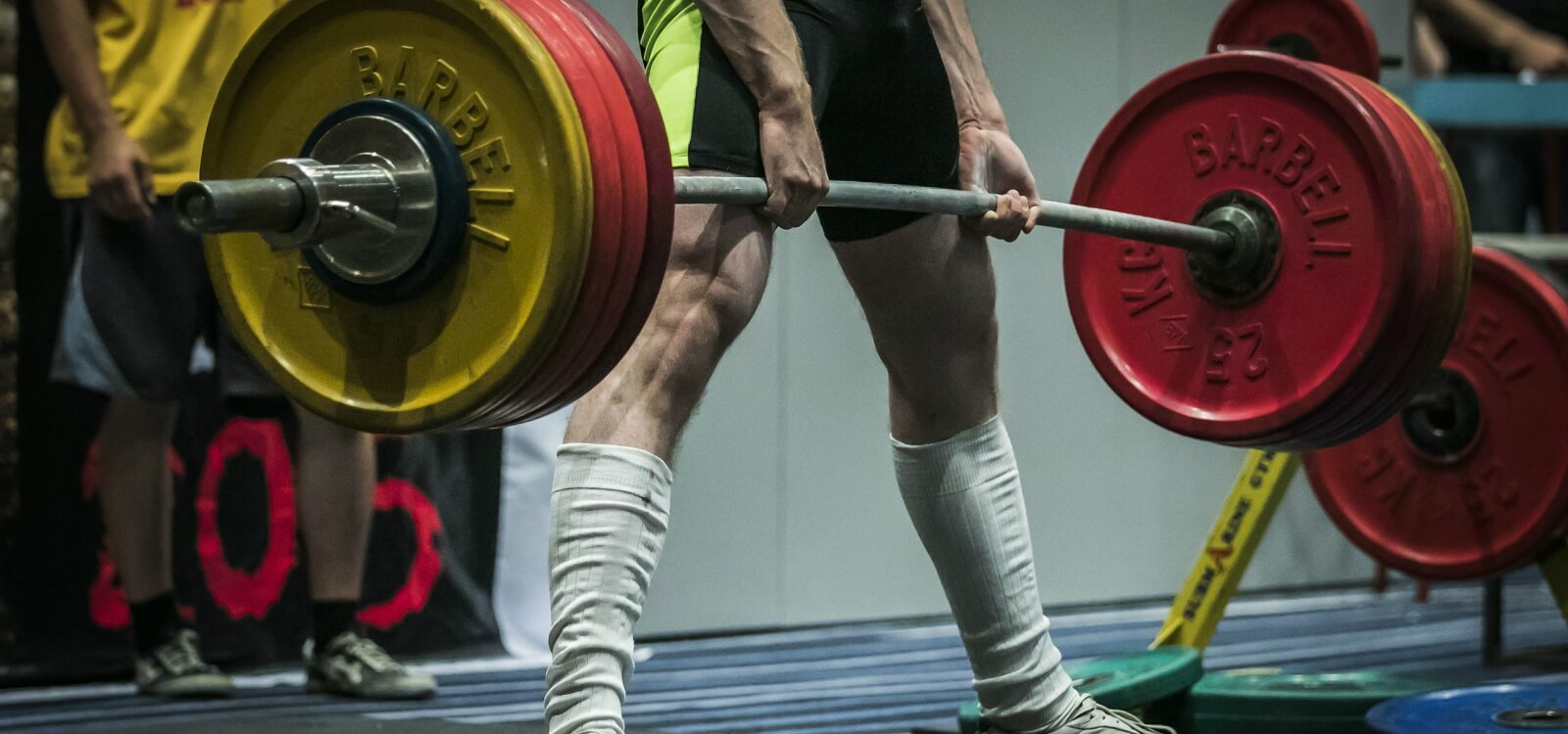 deadlift muscles