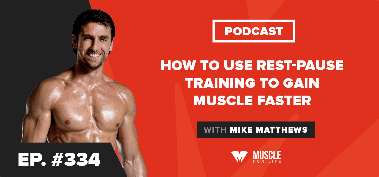 How to Use Rest-Pause Training to Gain Muscle Faster