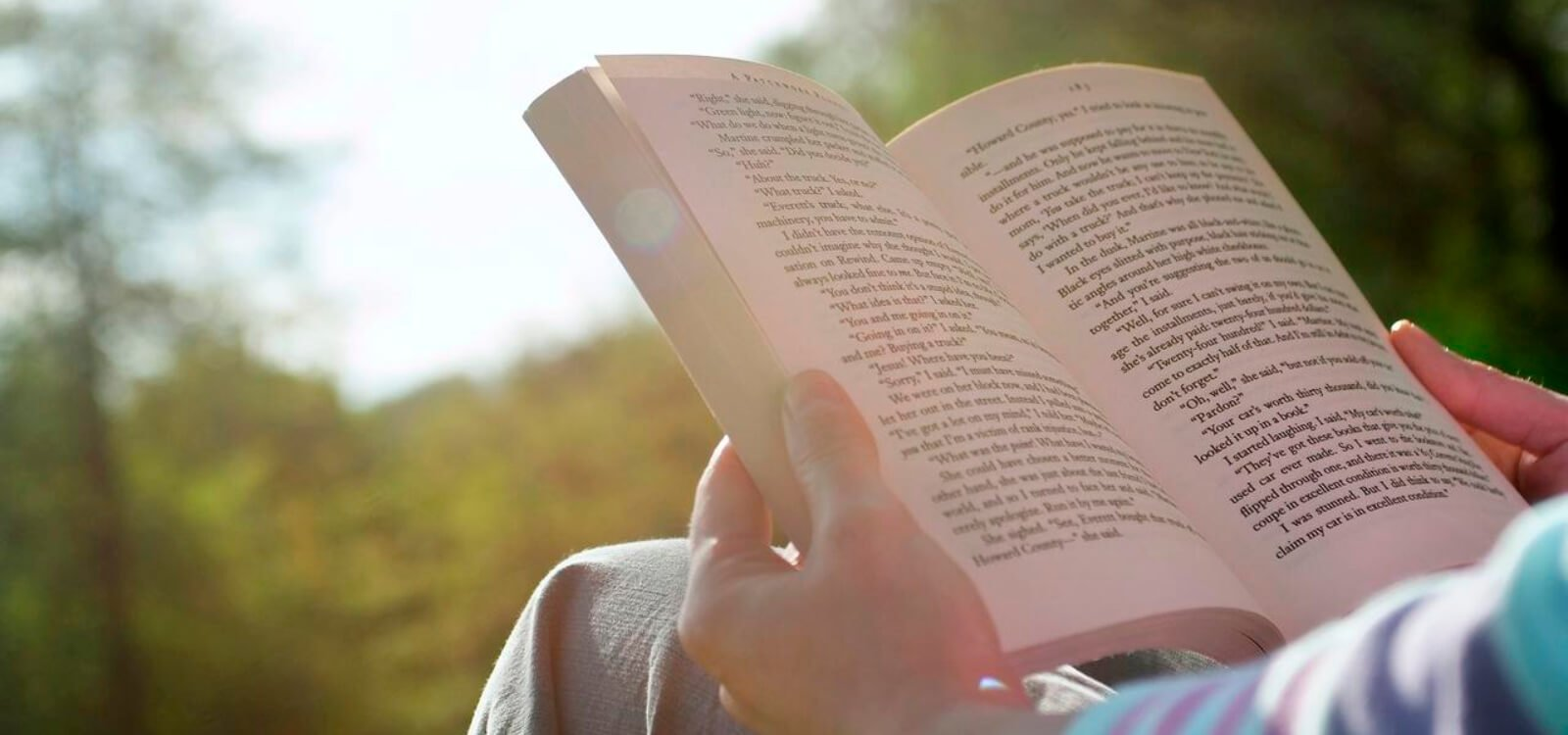 The Number-One Reason to Read (Is Not What You Think)