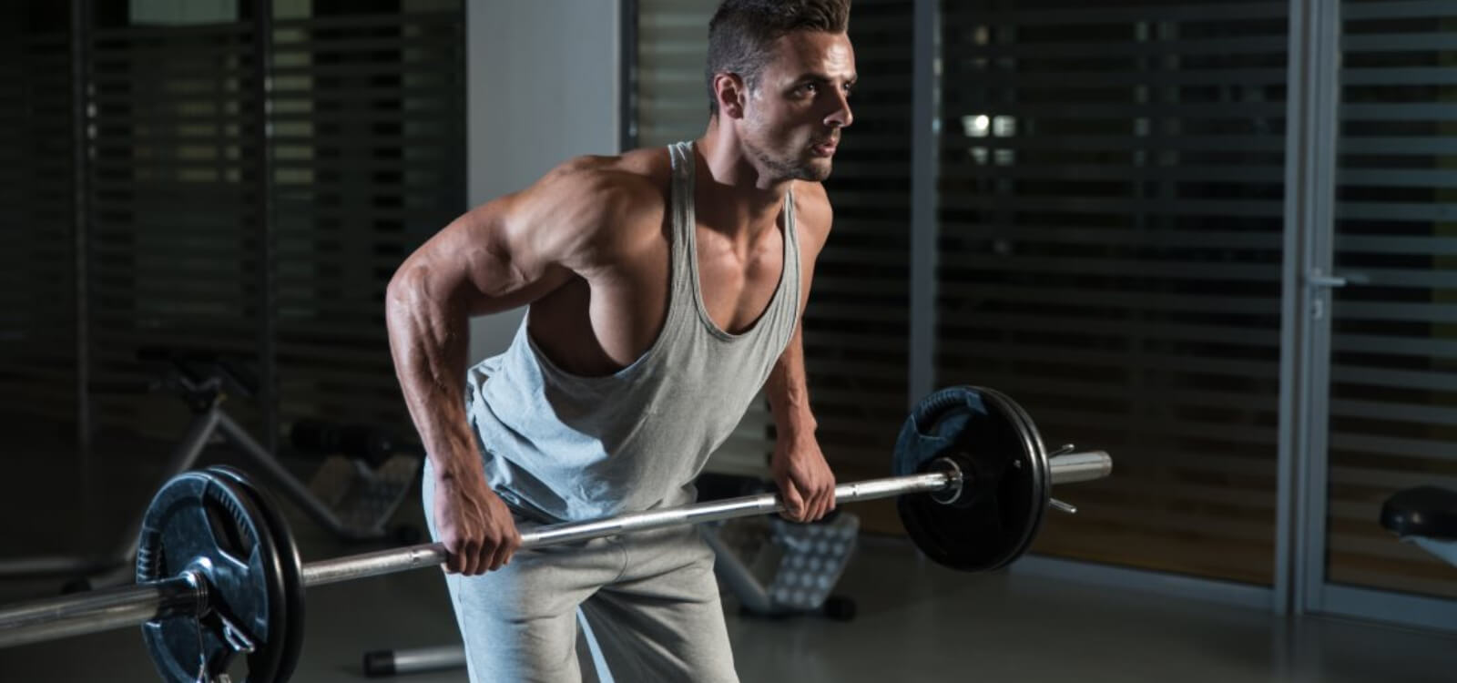 bent over row form