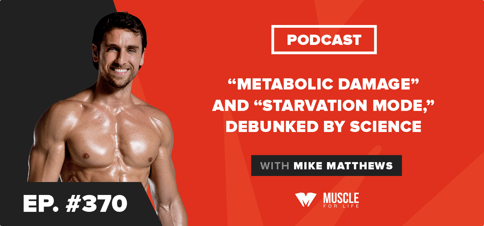 """Metabolic Damage"" and ""Starvation Mode,"" Debunked by Science"