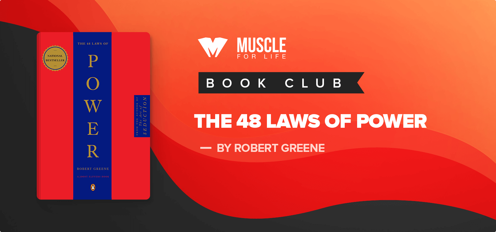 My Top 5 Takeaways from The 48 Laws of Power by Robert Greene