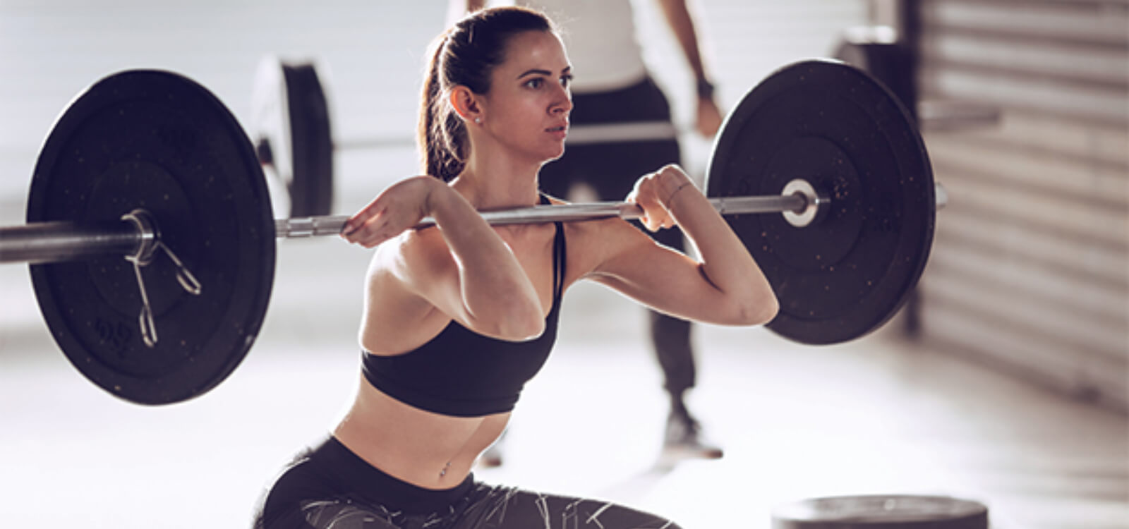 This Is the Definitive Guide on How to Front Squat (Safely and with Proper Form)