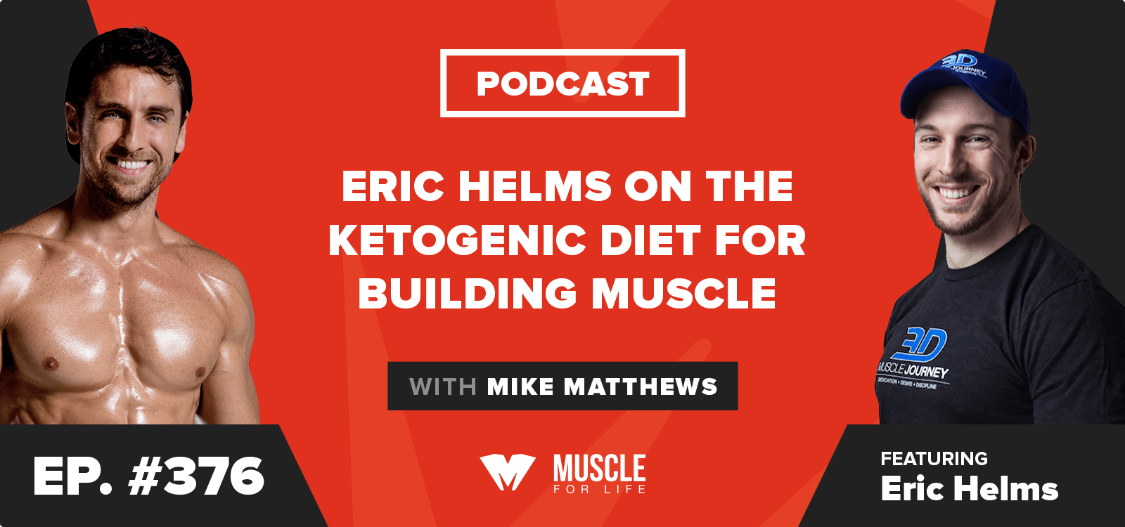 Eric Helms on the Ketogenic Diet for Building Muscle