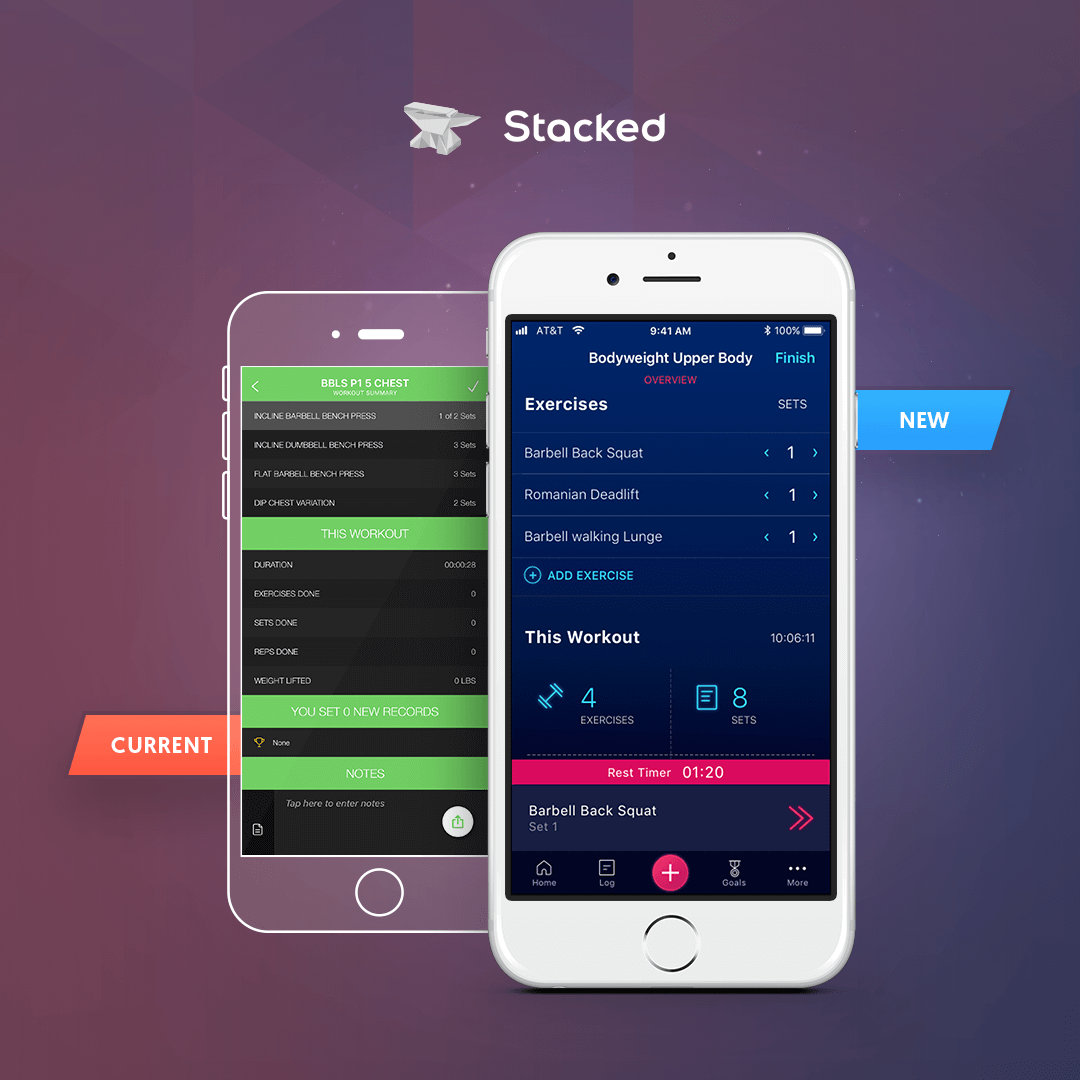 stacked app comparison version 2