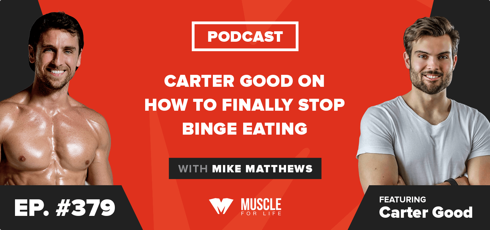 Carter Good on How to Finally Stop Binge Eating