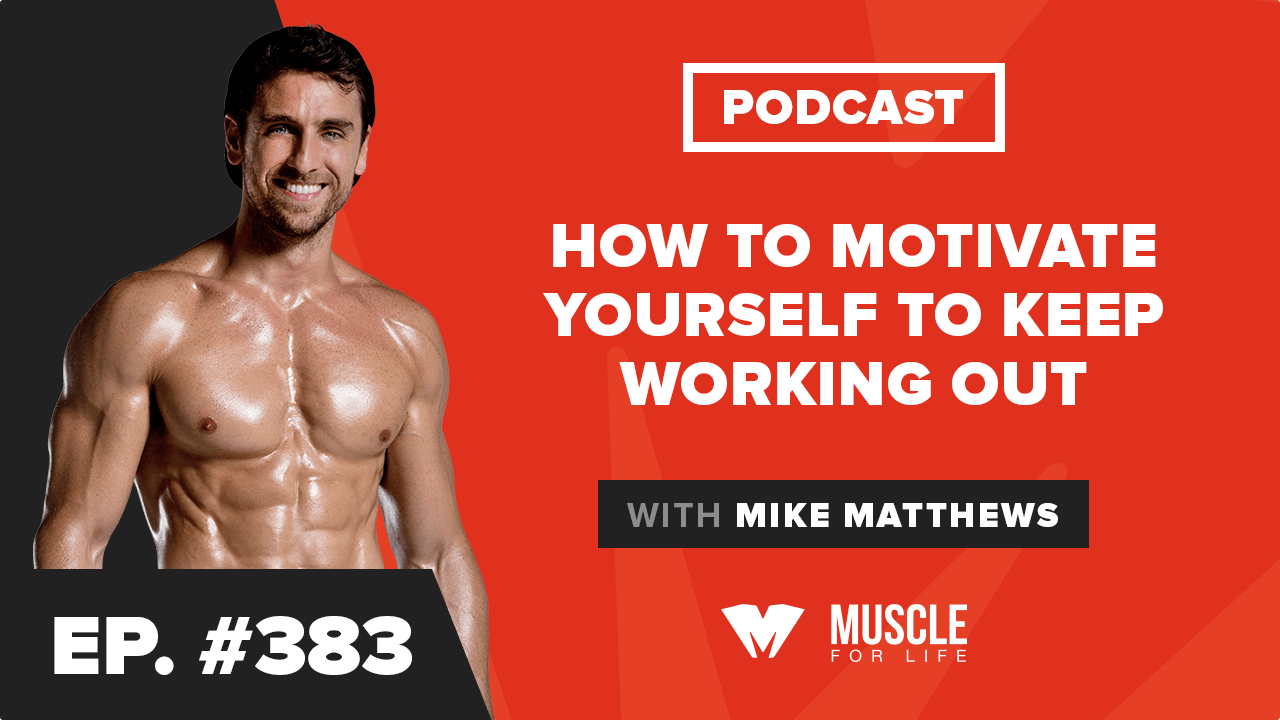 Motivation Monday: How to Motivate Yourself to Keep Working Out