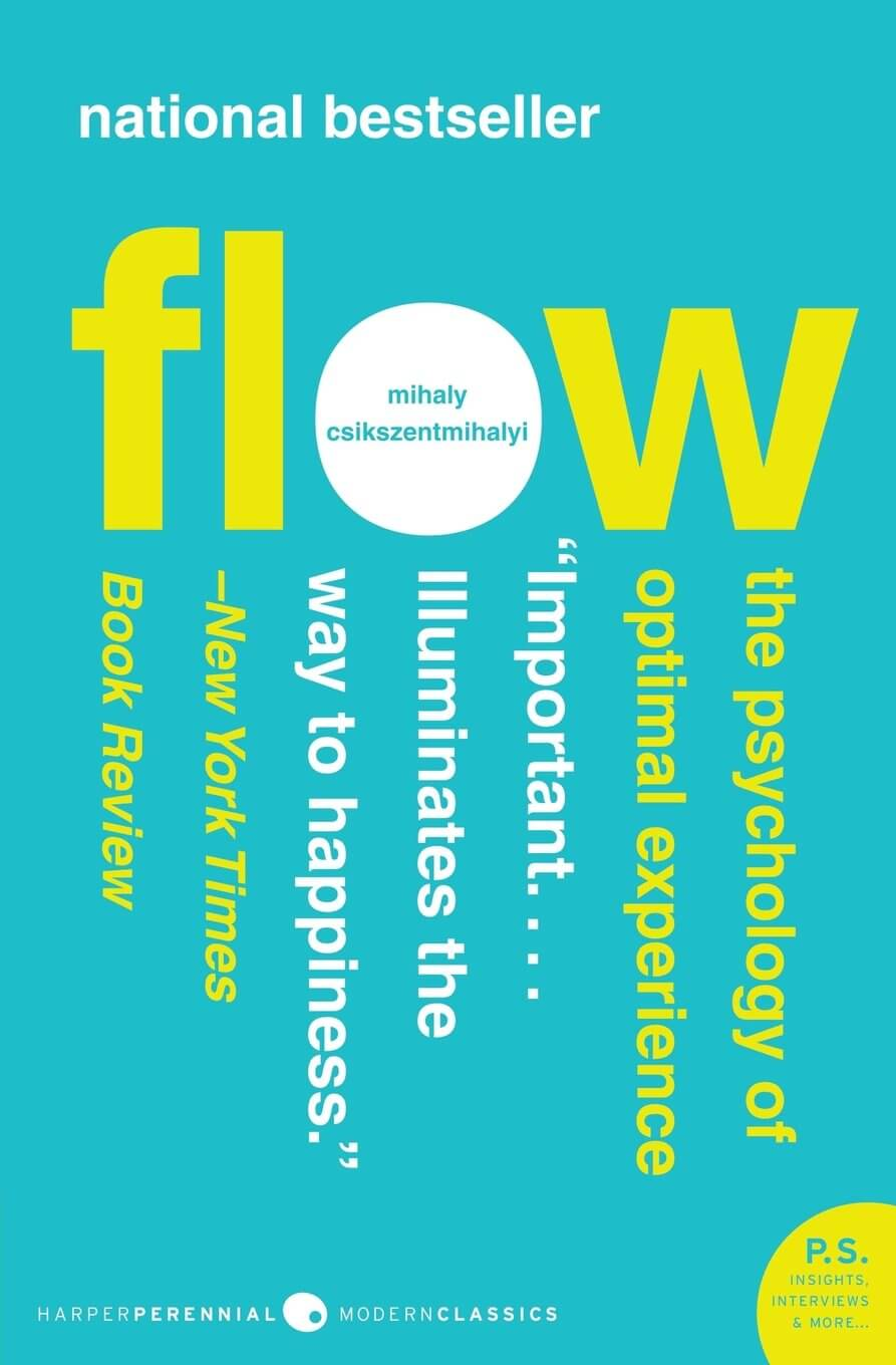 flow book review