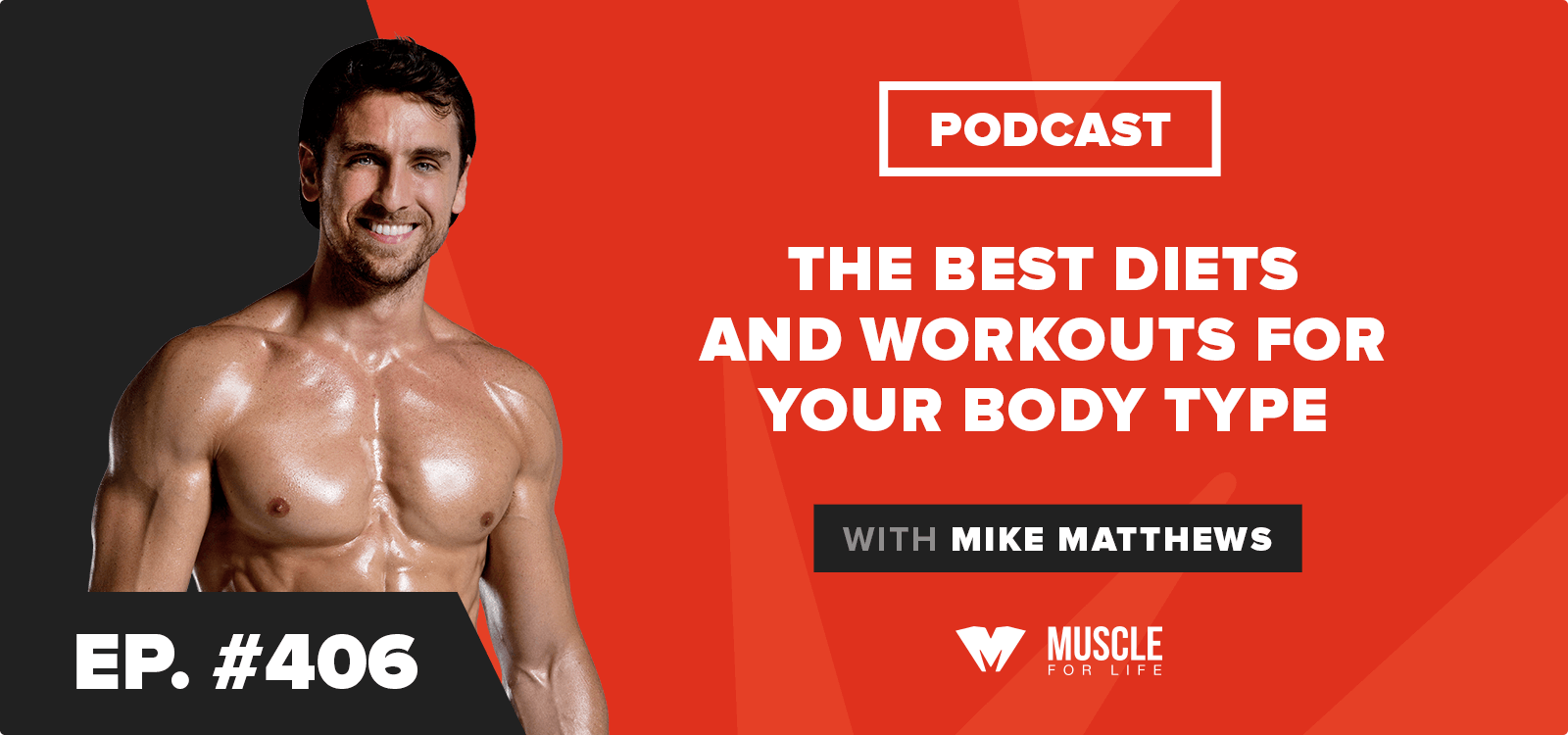 The Best Diets and Workouts for Your Body Type