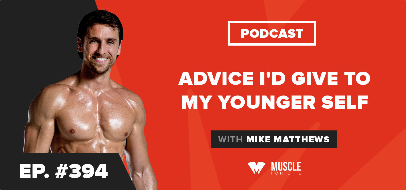Motivation Monday: Advice I'd Give to My Younger Self