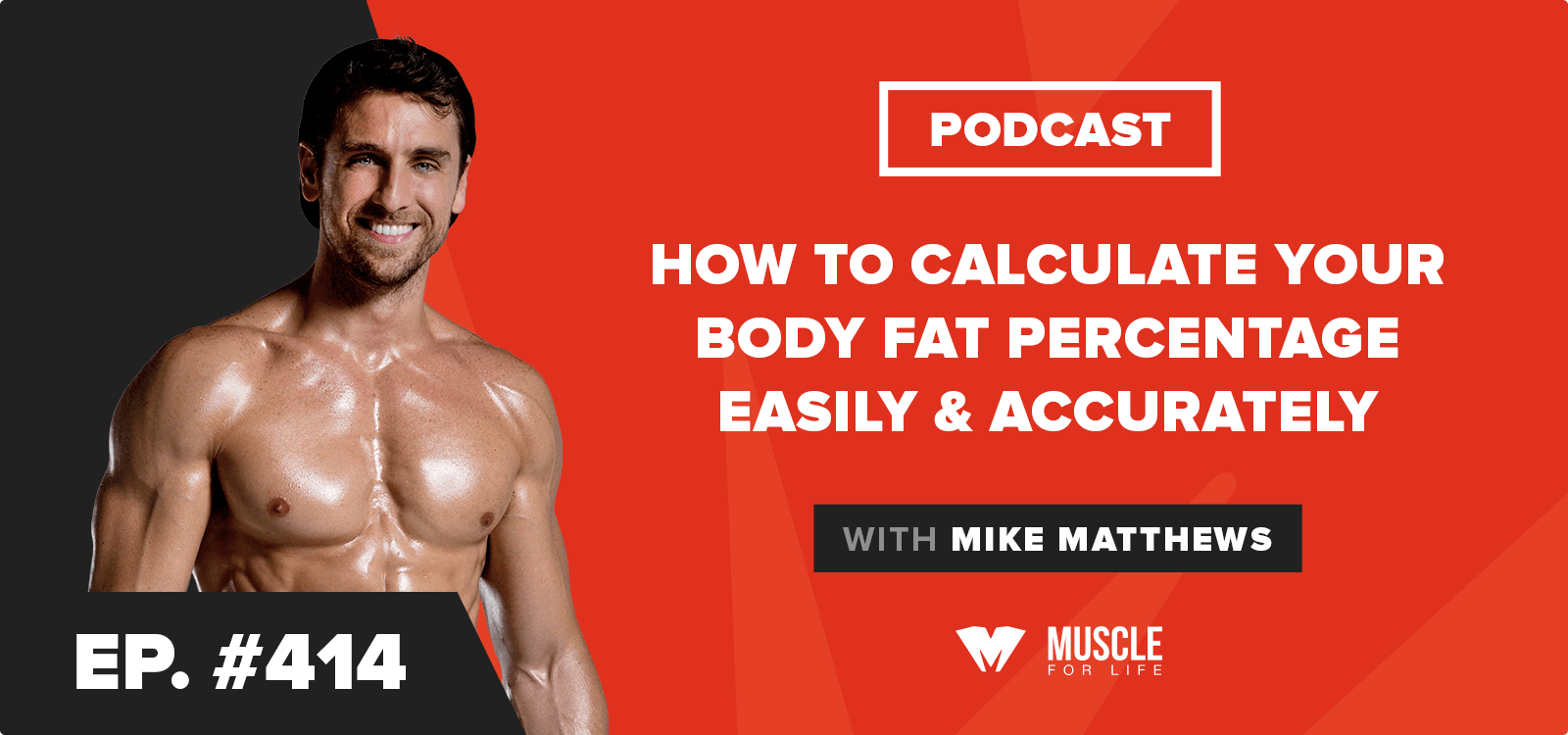 How to Calculate Your Body Fat Percentage Easily & Accurately