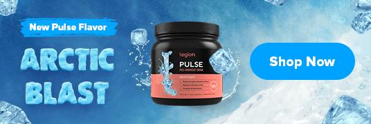 New Pulse Flavor: Arctic Blast!