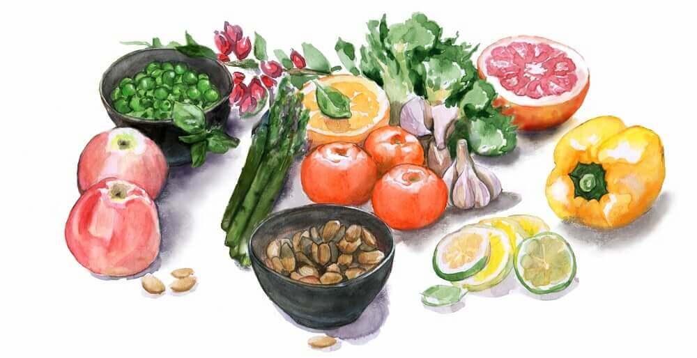 21 Essential Vitamins and Minerals