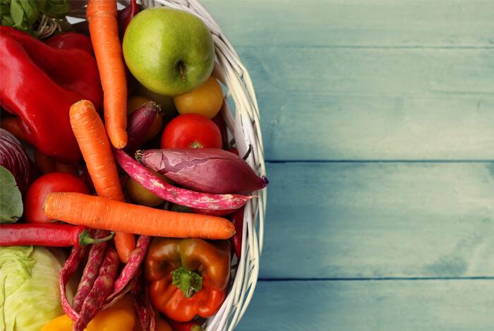 fruit vegatables