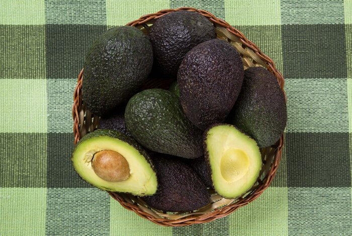 avacado bowl tablecloth