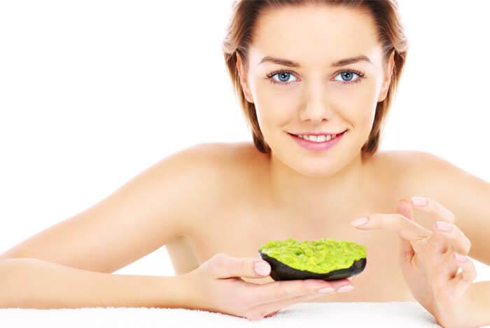 avocado for skin face