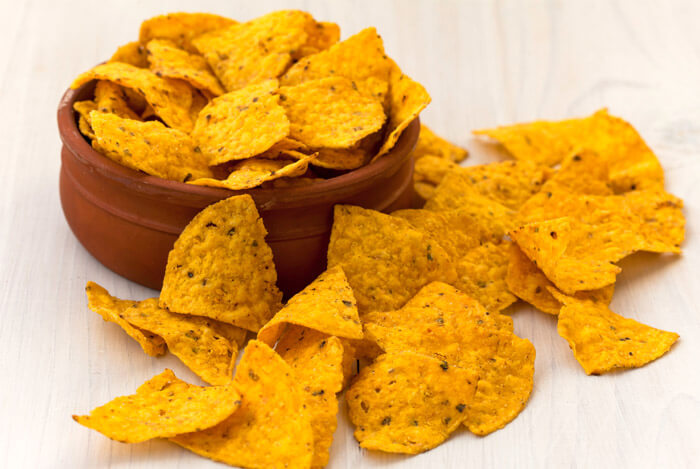 corn chips vegan