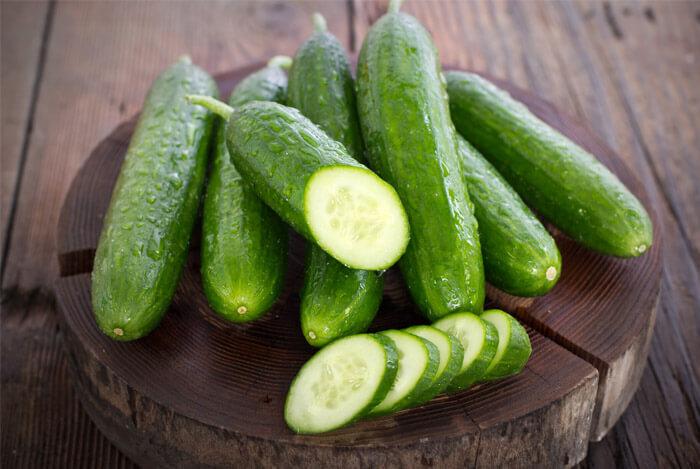 cucumbers board