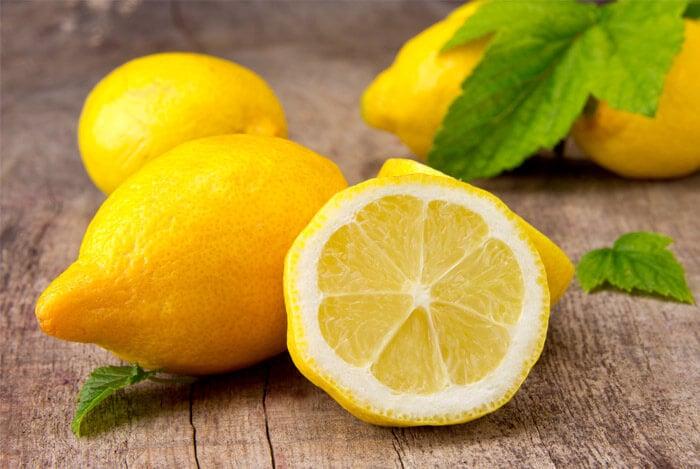 warm water lemon