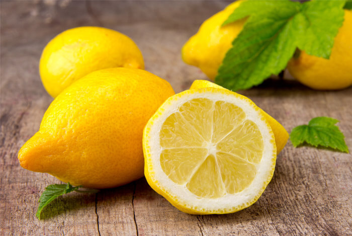 warm water lemon