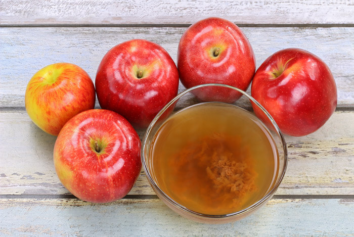 cloudy apple cider vinegar