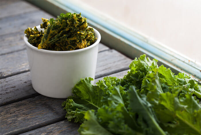 cup of kale