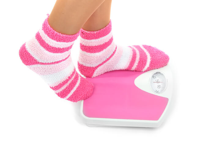 feet sock scales weight