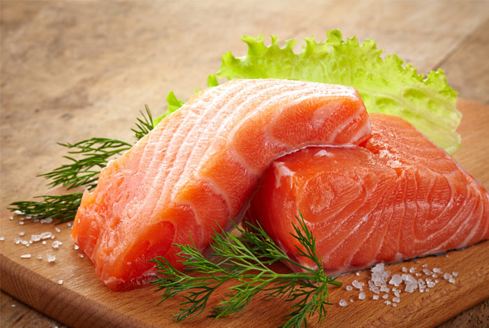 good fat omega 3 salmon
