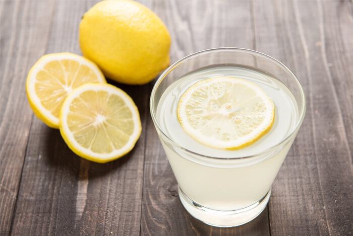 lemon drink diet