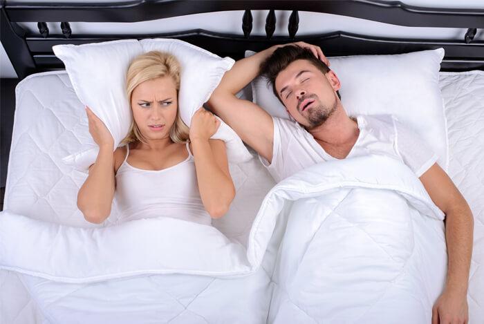 sleep apnea snoring hubby