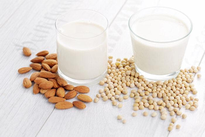 almond soy