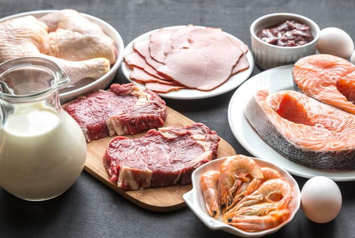 dukan lean proteins