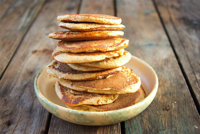 2 ingredient pancake