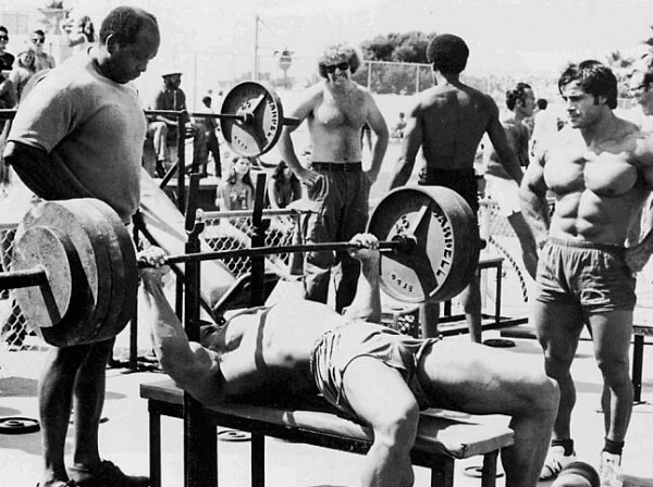 increase bench press tips