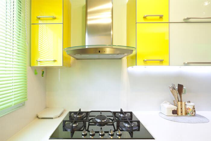 loud kitchen exhaust fan