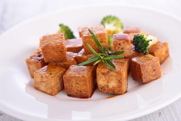 General Tso's Tofu