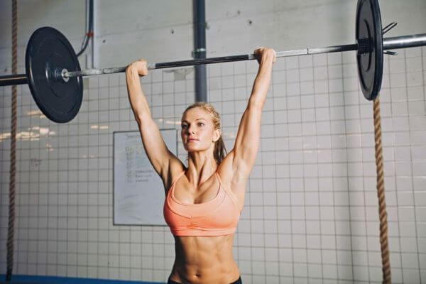 fasted weightlifting